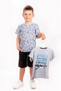 Комплект футболок для мальчиков