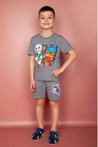 Летний комплект для мальчика с накатом