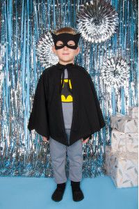 """Новогодний костюм  """"Бэтмен"""""""