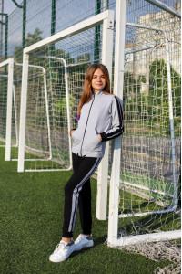 Костюм спортивный для девочек-подростков