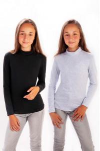 Комплект водолазок для девочек