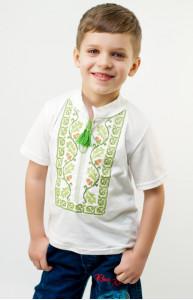 Вышиванка детская с коротким рукавом